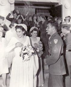 Love and War: From Marines to Marriage