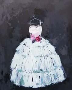 Dress by Charlotte Hardy