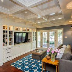 family room colors, live space, dream living rooms, livingfamili room, family rooms, families, live room, tv cabinet, futur livingfamili