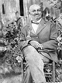 William Mast - Cherokee/African American - circa 1900