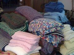 Prayer shawls for cancer patients in Grand Rapids MI- want to help? Knit , Crochet or donate yarn!