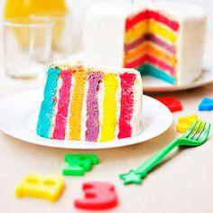 Birthday Party Theme: Color Me Happy