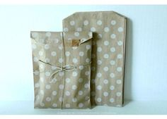 great gift bags. maybe for etsy store.