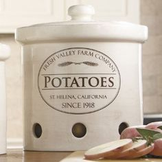 Fresh Valley Canisters: Large,$49.95