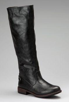 Black Montage Boot
