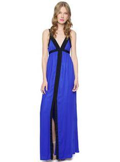 Ella Moss Stella Ribbon Trim Dress