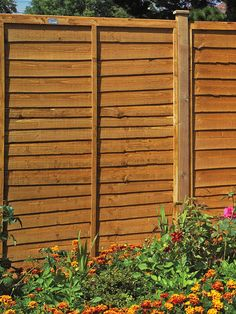 Shiplap Fencing is Inexpensive Option