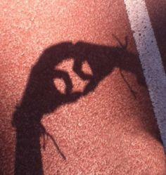 baseball shadow art