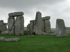 Stonehenge - what an awesome place