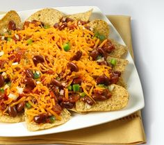 Cheap, easy meals? I'm down. Made these nachos, as easy and delicious as advertised.