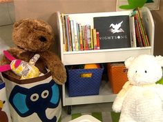 Get your kids' playroom organized