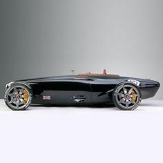 The Bentley Barnato Roadster