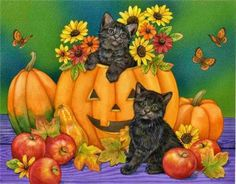 October Kitties