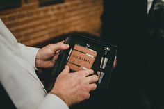Carondelet House wedding | Photo by Phil Chester | Planning WINK Weddings | Read more - http://www.100layercake.com/blog/?p=75493