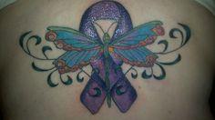My domestic violence tattoo Survivor Tattoo, Violenc Tattoo, Domestic Violence Tattoo