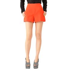 High-Waisted Shorts - Kate Spade Saturday