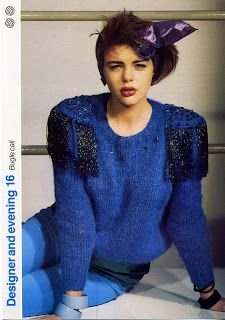 80s KNIT on Pinterest Womens Cardigans, Jumpers and Knitting Patterns
