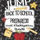 JUMP BACK TO SCHOOL PREPARED!! PreK Kindergarten Bundle   {Common Core Connection}  PRINT2LEARN  1252 pages   A unique back to school bundle prepared just in time to help your kindergartener or preschooler with last minute review. This bundle includes over 1200 page for kindergarten readiness and review.  http://www.teacherspayteachers.com/Product/JUMP-BACK-TO-SCHOOL-PREPARED-PreK-Kindergarten-Bundle-813264