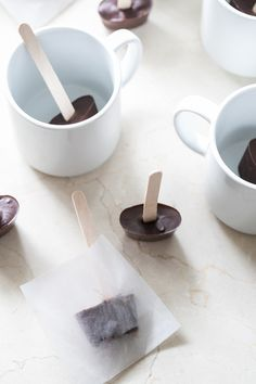 Hot Chocolate on A Stick Recipe - Sugar and Charm