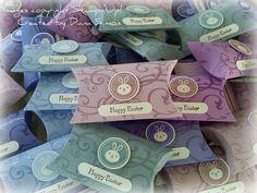 card, papercraft idea, paper crafts, easter treat