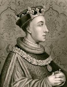 Henry VI of England  House 	House of Lancaster  Father 	Henry IV of England  Mother 	Mary de Bohun  Born 	1386[1]  Monmouth, Wales  Died 	31 August 1422[1] (aged 35-36)  Château de Vincennes, France  Burial 	Westminster Abbey, London