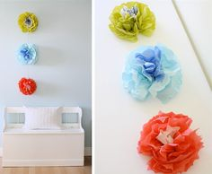paper flower tutorial: paper flower tutorial