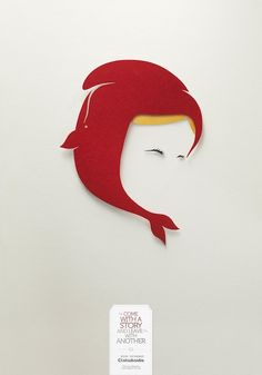 In These Ads, Storybook Characters Remain Hidden In Storybook Characters - DesignTAXI.com