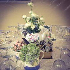 Decoraciones mesas on pinterest mesas bodas and - Decoraciones de mesas ...