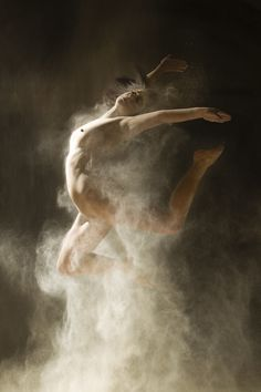 Ludovic Florent -  Stunning Images of Nude Ballerinas Dancing in 'Stardust' (NSFW)   Nerve.com
