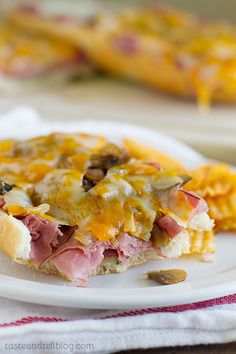 Garlic Roast Beef Sandwich