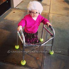 Grandma Emma Baby Costume… Online Halloween Costume Contest