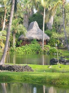 Kona Village Resort, Kailua~Kona, Hawaii