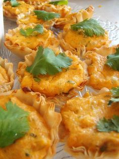 Thai Crab Rangoon Bites