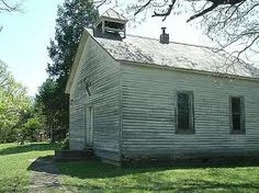 Old Country Churches are a thing of the past