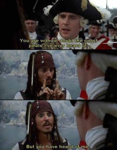 The Little-Known Story Of Captain Jack Sparrow's Origin