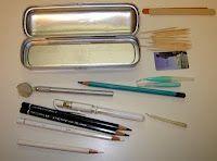 Portable art kit