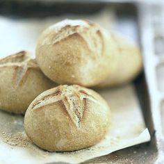 Ψωμάκια αφράτα βουτύρου