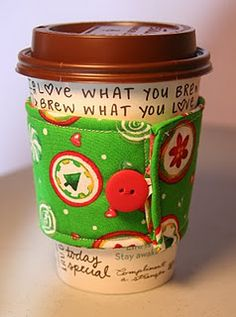 Coffee Sleeve Teachers gift