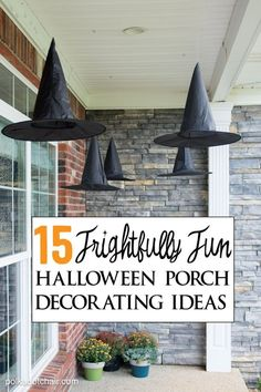 15 Frightfully Fun a