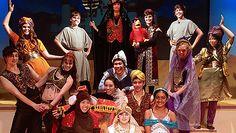 """Aladdin Jr."" @ Attic Community Theater (Santa Ana, CA)"