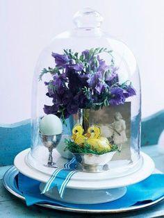 sweet Easter display