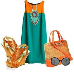 #Colorful #women #dresses#top