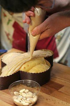 la colomba a fermentazione naturale