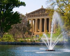 From Nashville's Parks to great dining and music... Music City has a lot to offer.