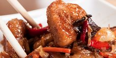 Slow Cooker Delicious Sweet and Sour Pork