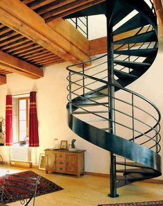 escalier d coration chalet maison ou appartement de montagne on pint. Black Bedroom Furniture Sets. Home Design Ideas