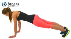 Belly Fat Burner HIIT - High Intensity Interval Training Workout with No Equipment - Fitness Blender