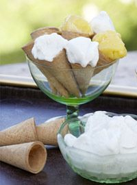 coconut ice cream omg