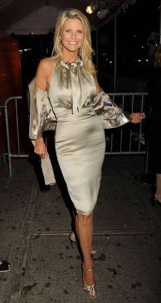 Christie Brinkley. 58 years old.