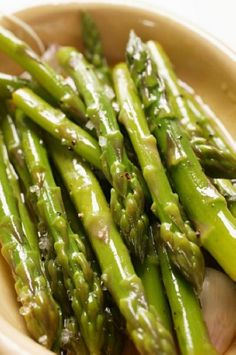 Weight Watchers Asian Marinated Asparagus